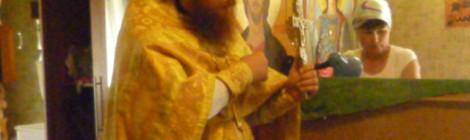 31 июля 2016 года Благочинный Киясовского округа Владимир Шелих совершил Божественную литургию в храме Архангела Михаила в с.Киясово Удмуртской Республики