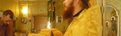 7 августа 2016 года  в день Успенние праведной Анны, матери богородицы Благочинный Киясовского округа Владимир Шелих совершил Божественную литургию в храме Архангела Михаила в с.Киясово Удмуртской Республики